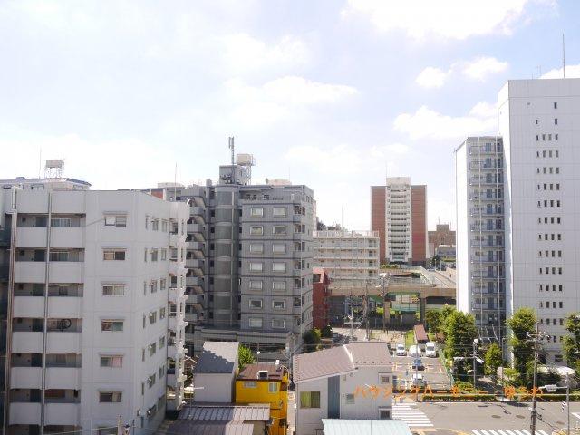 【展望】稲和高島平ハイム