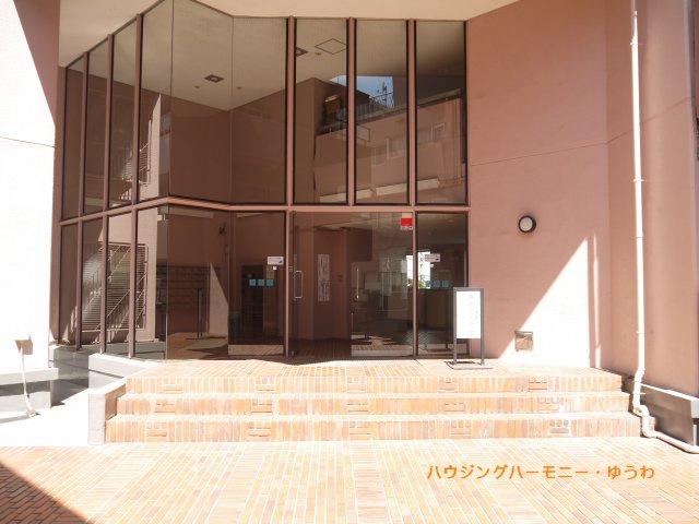 【エントランス】稲和高島平ハイム