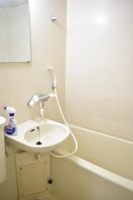 【浴室】クリオ弘明寺壱番館