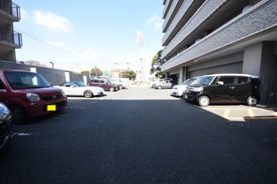 【駐車場】第25エルザビル