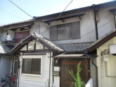 【外観】東加賀屋3丁目テラスハウス