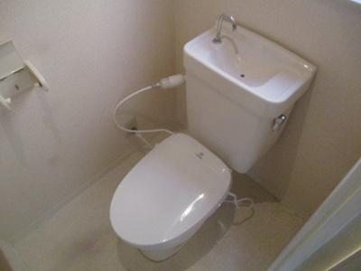 【トイレ】マンションマウンテン北島
