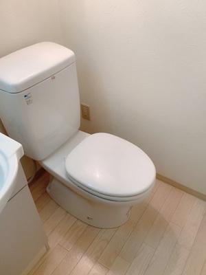 【トイレ】H.C.レジデンス