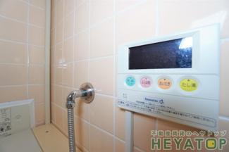 浴室給湯器リモコン