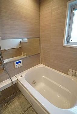 【浴室】金杉台住宅28号棟