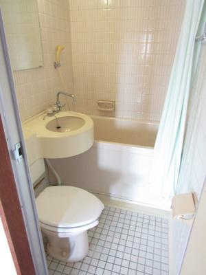 【浴室】エステート65