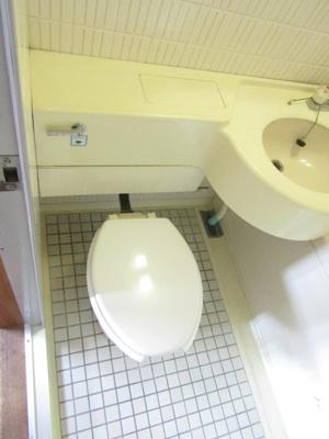 【トイレ】エステート65