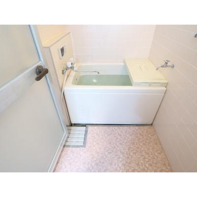【浴室】松本グリーンハイツ