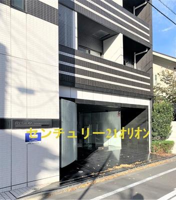 【エントランス】レジディア中村橋
