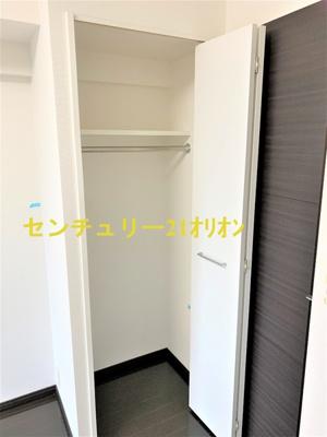 【収納】レジディア中村橋