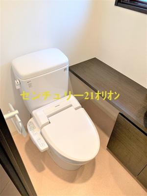 【トイレ】レジディア中村橋