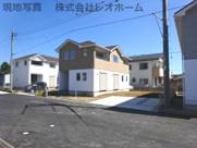 現地写真掲載 新築 高崎市木部町K①1-4 の画像