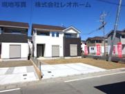 現地写真掲載 新築 高崎市木部町K①1-6 の画像