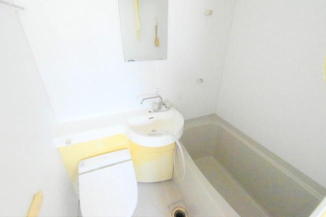 【浴室】ASコーポ神田