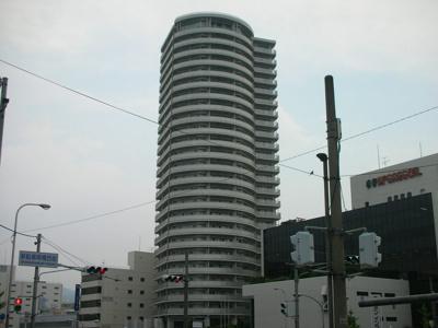 【外観】シティーゲートタワー千里中央