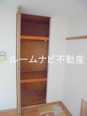 【収納】エディフィック