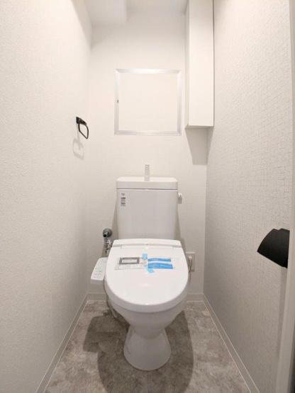 【トイレ】新大阪グランドハイツ一号棟