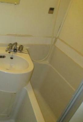 【浴室】グランデール池尻