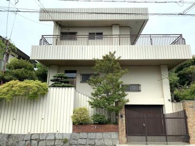 【外観】神戸市須磨区高倉台5丁目中古戸建