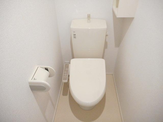 【トイレ】クレール小川