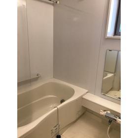 【浴室】プレイス白金ブライトレジデンス