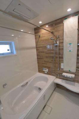 【浴室】左京区浄土寺上馬場町1号地 新築戸建て