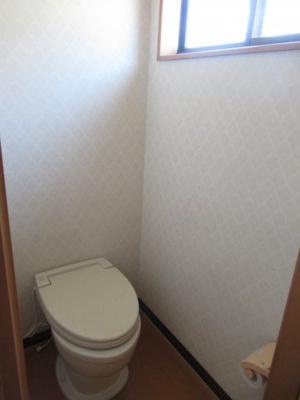 【トイレ】能代市落合字下大野・中古住宅