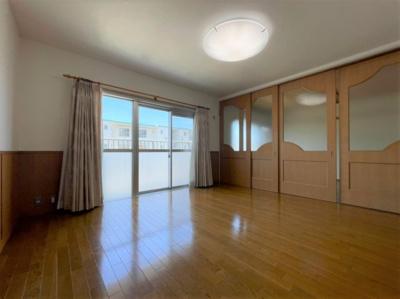 【居間・リビング】垂水高丸住宅1号棟