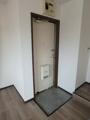 【玄関】コーポプチⅡ