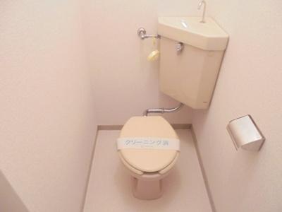 【トイレ】カーサ上原