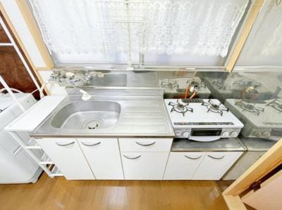 【キッチン】所沢市若狭4丁目
