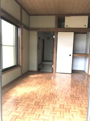 【洋室】大野西アパート