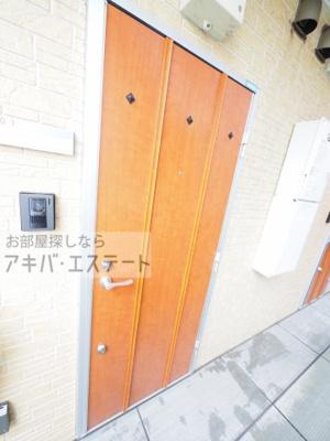 【玄関】キャメル南千住Ⅱ