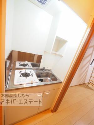 【キッチン】キャメル南千住Ⅱ
