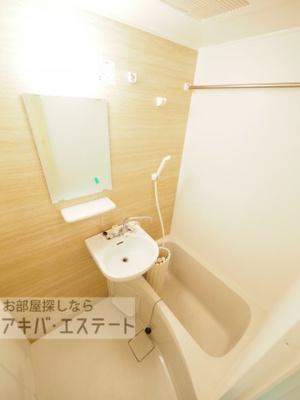 【浴室】キャメル南千住Ⅱ