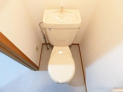 【トイレ】ガーデンヒルズB