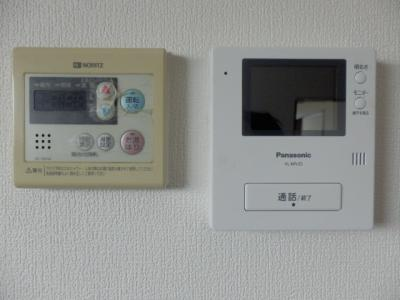 【設備】コーポ川内A棟