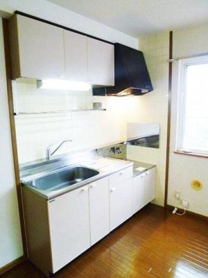 【キッチン】エスポワール寒田C