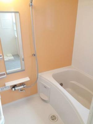 【浴室】サンリットアベニューⅡ