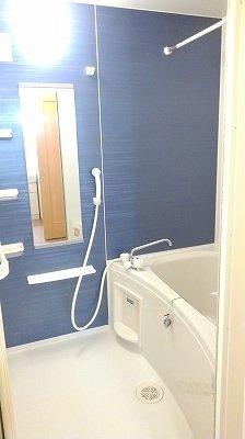 【浴室】ヴィラ・キャレット Ⅱ