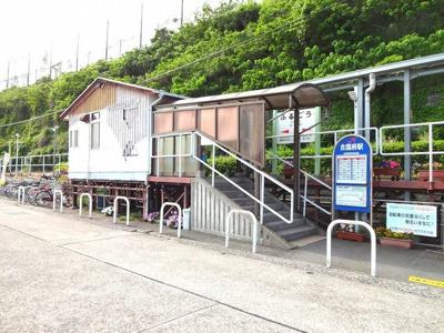 古国府駅まで120m