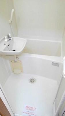 【浴室】パ-クサイド素川