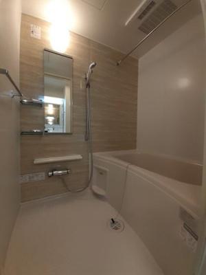 【浴室】さくらそう