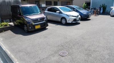 【駐車場】フレンズハイム光栄