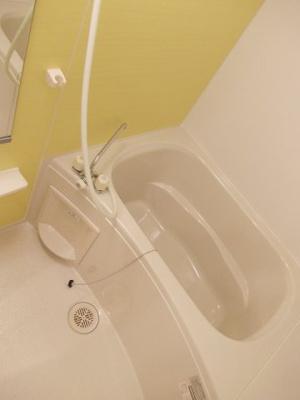 【浴室】ラフィネ下郡