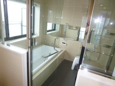 【浴室】栄タワーヒルズ