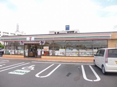 セブンイレブン岩田町店まで300m