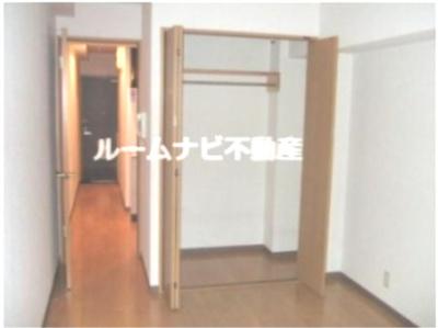 【寝室】イーストフィールド