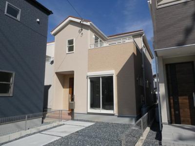 碧南第50春日町新築分譲住宅4号棟写真です。2021年8月撮影