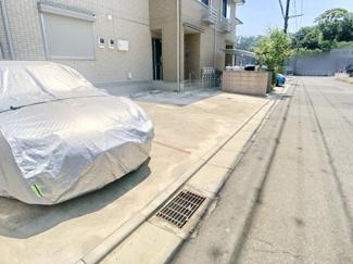 【駐車場】プラムハイツ